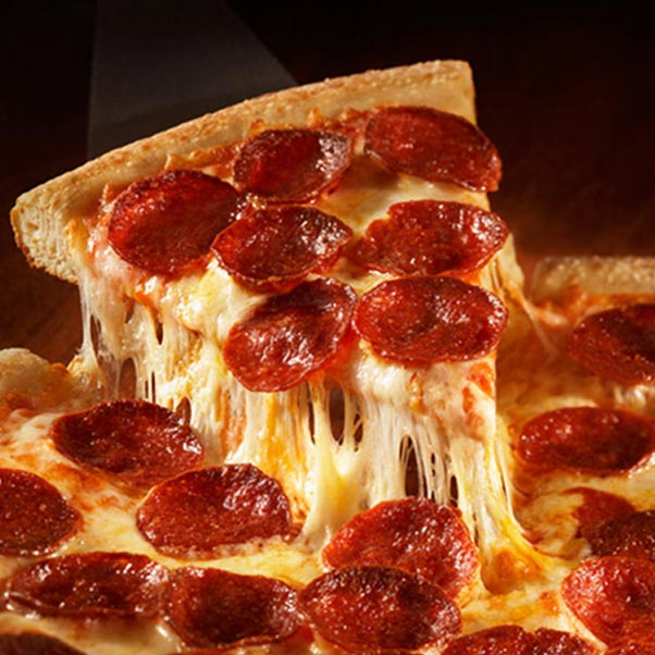 Sub Delicious offers the largest NY style pizzas in town, with current sizes running at 32 inches