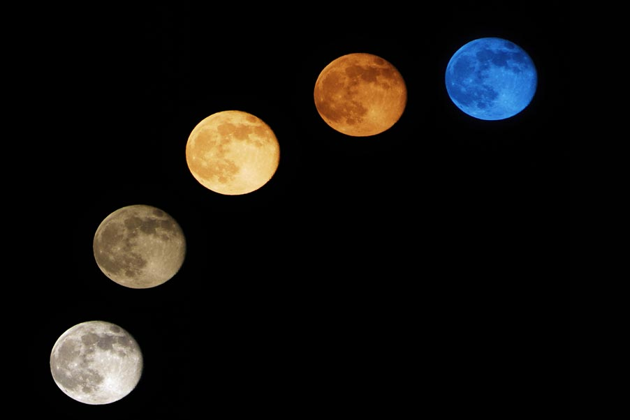Five moons to visualize our philosophy - All to make your stay exceptional